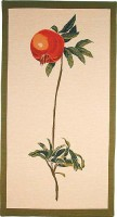 Pomegranate tapestry - Redoute art tapestries