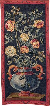 Roses wall tapestry - Tulips wall-hanging