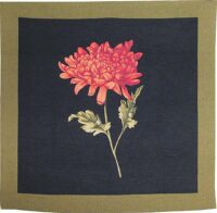 Dahlia square tablecloth - tablecloths on sale