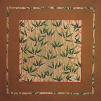 Bamboo - French tablecloth or tapestry