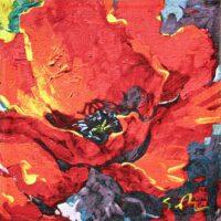 Desiree tapestry detail - Simon Bull art