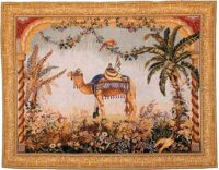 The Camel tapestry - animal tapestries