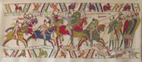 The Bayeux Tapestry Battle - Hastings 1066