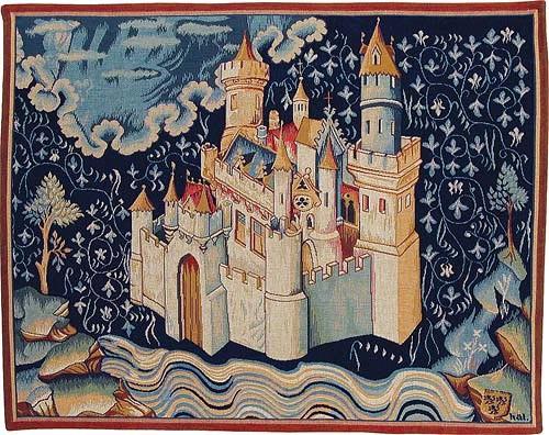 Apocalyse Tapestry - The New Jerusalem