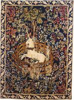 The Captive Unicorn tapestry - unicorn tapestries