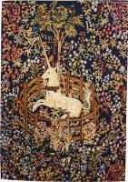 The Captive Unicorn tapestry -Metropolitan Cloisters