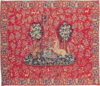 Sight wall tapestry - Lady with the Unicorn tapestries