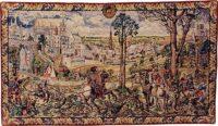 Medieval Brussels tapestry - Emperor Charles V