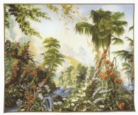 The Garden of Delight tapestry - wall tapestries