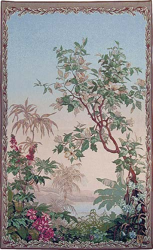 Magnolia tapestry - Exotic Landscape