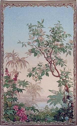 Magnolia tapestry - Exotic Landscape