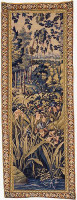 Iris tapestry - Wawel wall tapestries