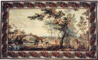 The Old Bridge tapestry - discontinued tapestry on sale