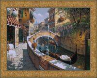 Passage to San Marco - Robert Pejman art wall tapestries