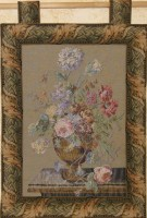 Belgian Bouquet tapestry - sale tapestry