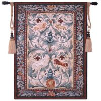 Azure Tapestry - discontinued USA tapestry on sale