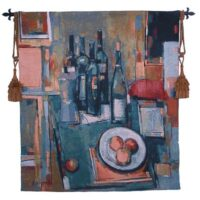 Vin Blanc tapestry - USA tapestry on sale