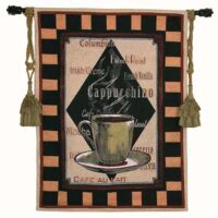 Cappucchino tapestry - USA tapestry