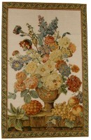Floral Bouquet - wallhanging tapestry on sale