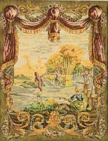 May Dance tapestry - sale wall tapestries
