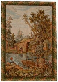 Fishing sale tapestry - special price Italian tapestry