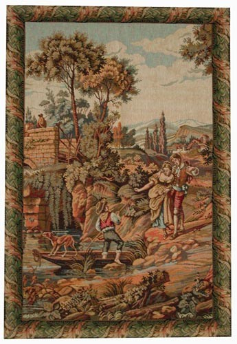 Tuscan Landscape tapestry - special price sale