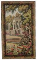 Temple in the Gardens - slim Lake Como tapestries