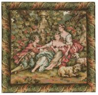 Orientale Pastorale - Italian tapestries sale