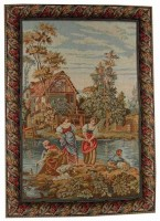 Washing Day sale tapestry - discontinued, special price