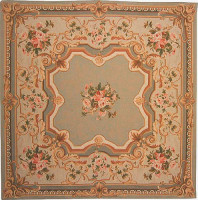 Angers French tablecloth - fine decorative table covering