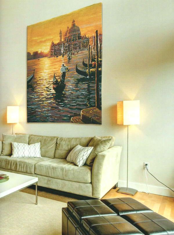 Bob Pejman wall tapestries