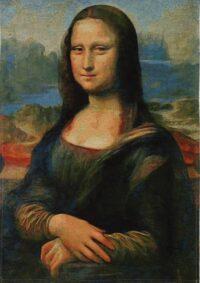 Mona Lisa wall tapestry - Leonardo da Vinci tapestries