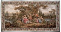 Pastoral Love tapestry - Noble Pastorale tapestries