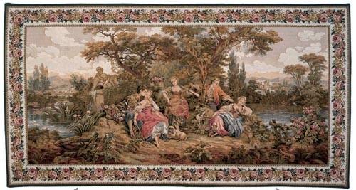 Pastoral Love tapestry - Noble Pastorale tapestries
