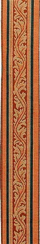 Terracotta French border - for area rugs