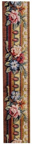 Roses tapestry border - for tapestries