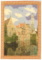 Tapestry of Bruges - woven in France