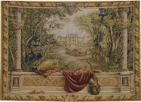 Castles and chateaux tapestries
