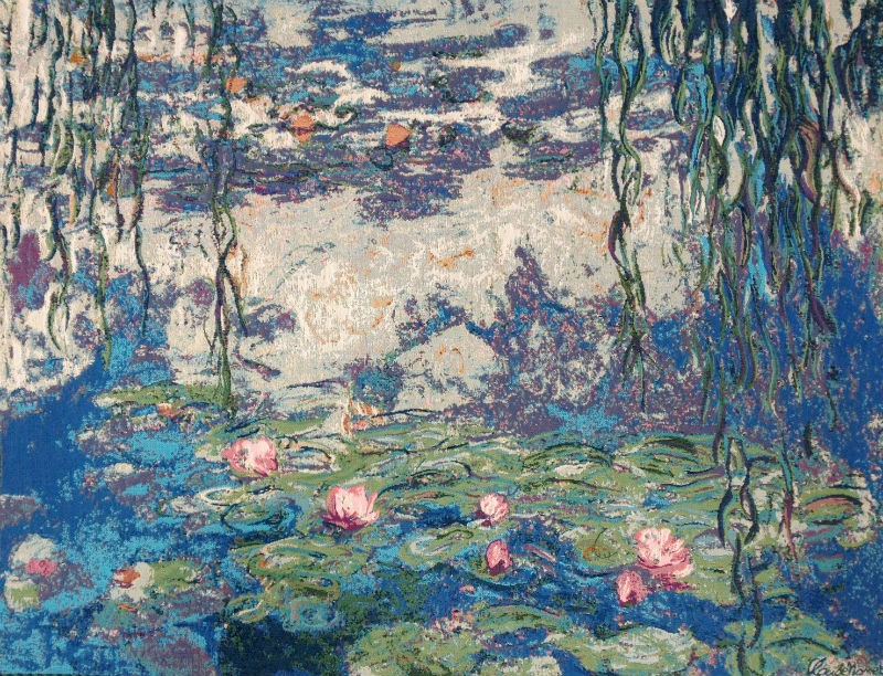 Monet tapestries