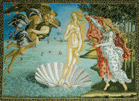 Old Masters art tapestries