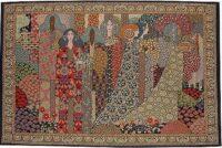 Contemporary Fine Art tapestries