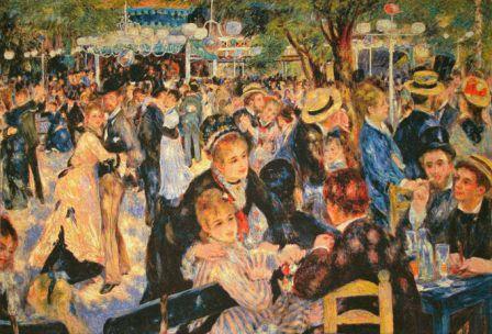 Impressionist tapestries