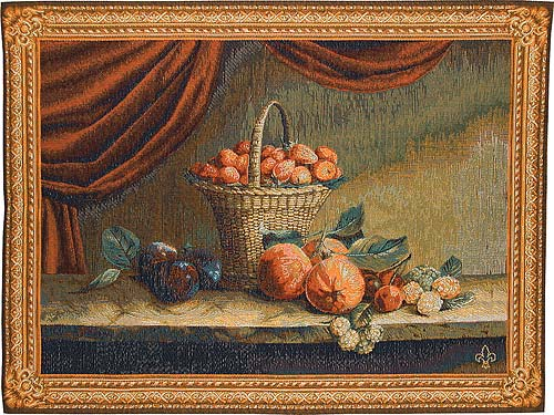 Still life tapestries