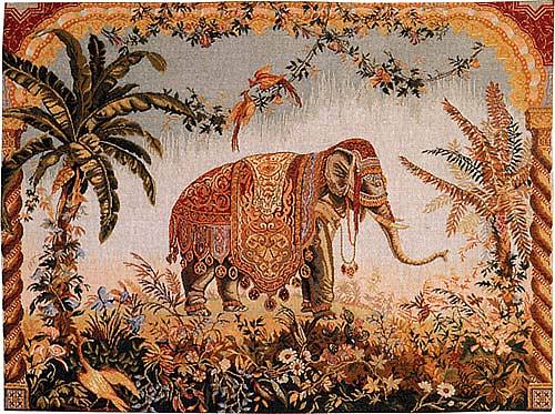 Animals and Birds tapestries