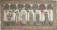 Other medieval tapestries