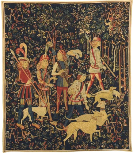 Other Unicorn tapestries