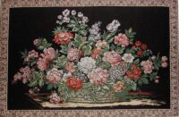 Floral tapestries sale