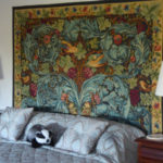 Tapestry weaving in England - from James I to Morris & Co
