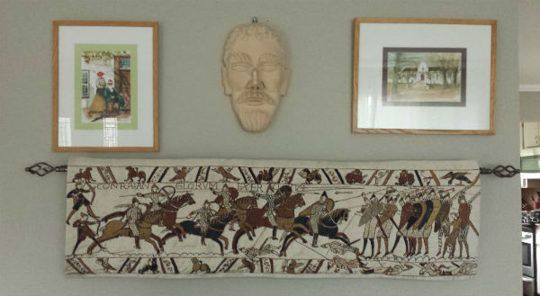 Bayeux Tapestry wallhangings reproductions