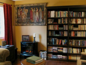 Large Arts and Crafts tapestries - larger tapestry wallhangings